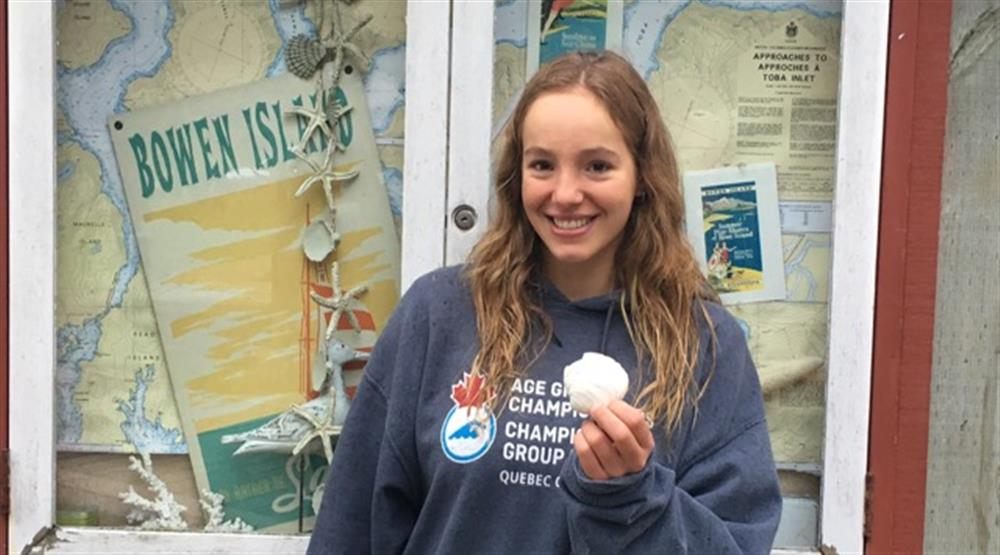 BC teenager to swim English Channel to raise funds for Canuck Place