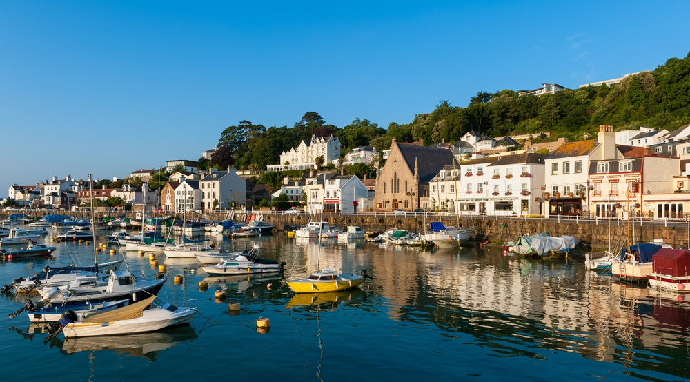 Flights from Calgary to London, UK and Jersey Channel Islands for $511 return