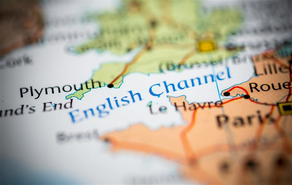 The English Channel (Shutterstock)