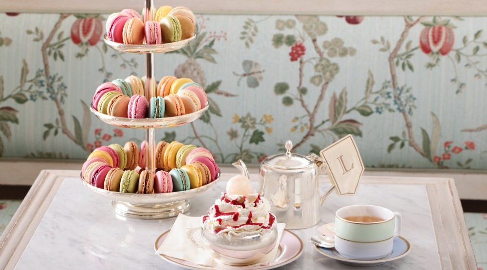 What to expect from the new Ladurée Boutique and Tea Salon in Toronto