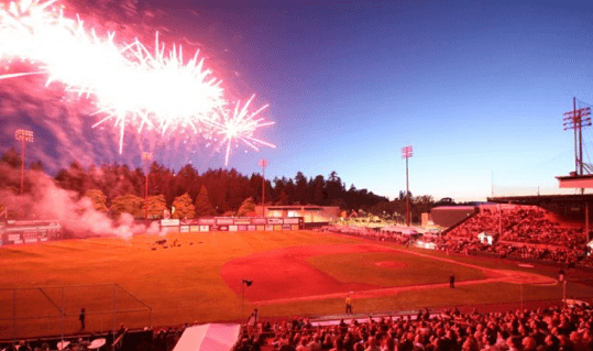 Vancouver Canadians cancel fireworks this weekend due to BC wildfires