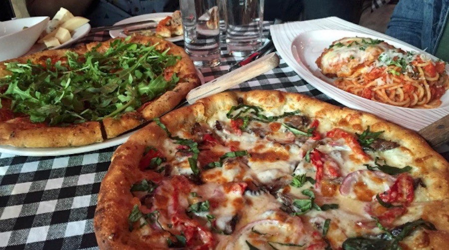 Wood-fired pizza place Parm now open, and they've got breakfast pizzas