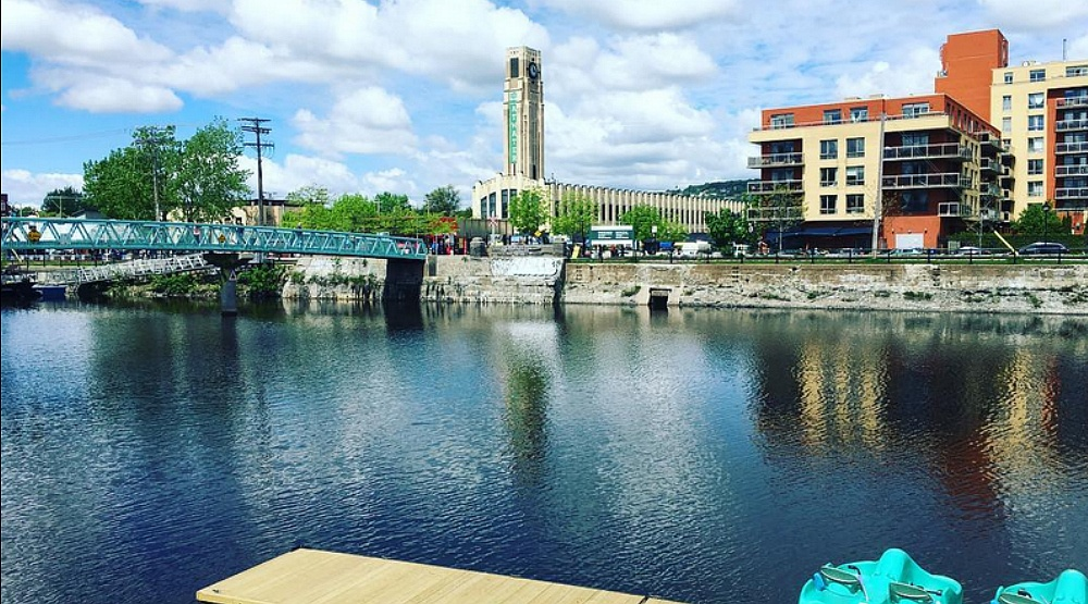 A marketplace is opening along the Lachine Canal this weekend