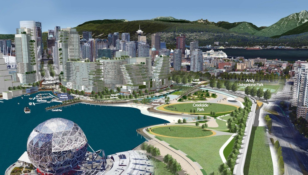 City Councillor concerned about $1.7-billion cost for Northeast False Creek plan