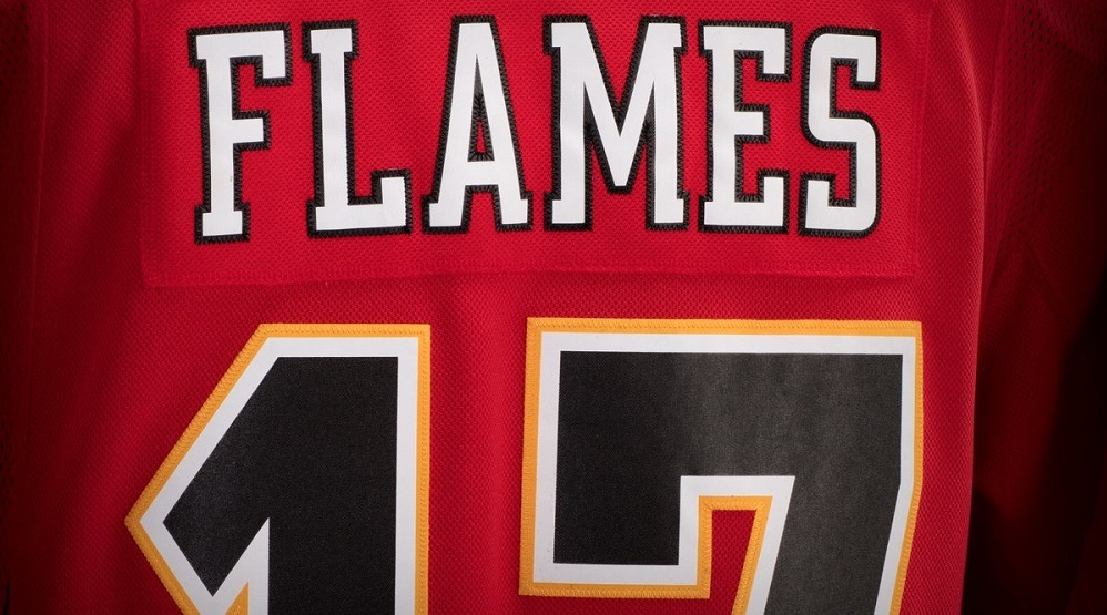 Flames fans voice displeasure with new NHL jerseys