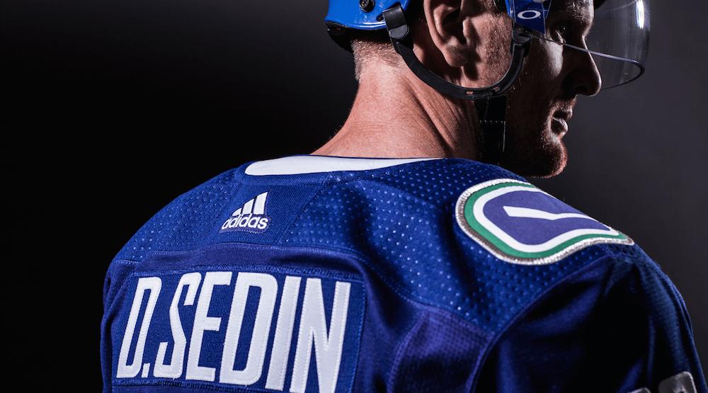 NHL, Adidas unveil Canucks jerseys for next season (PHOTOS)