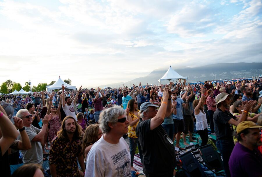 The festival welcomes up to 40,000 people (VFMF)