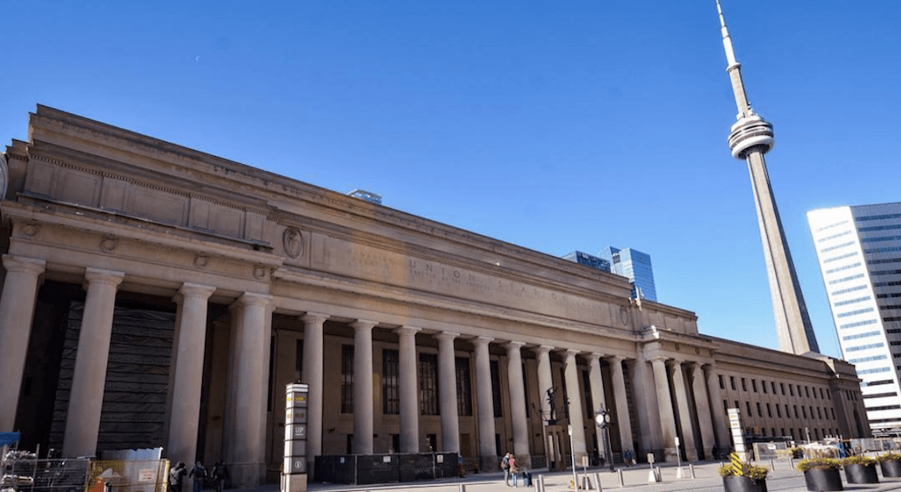 Construction has begun at the new Union Station bus terminal