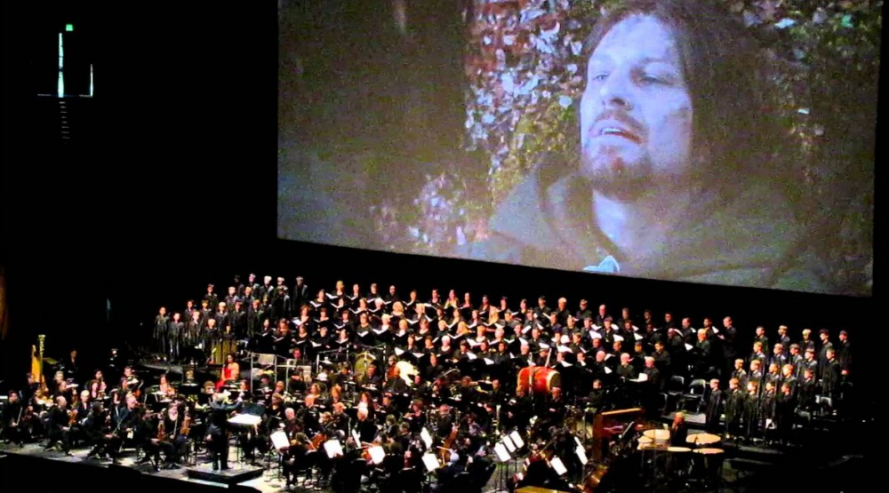 A Lord of the Rings concert is happening to Montreal