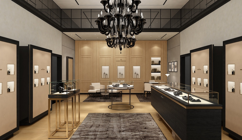 Luxury watch Vacheron Constantin opens first Canadian store in Toronto