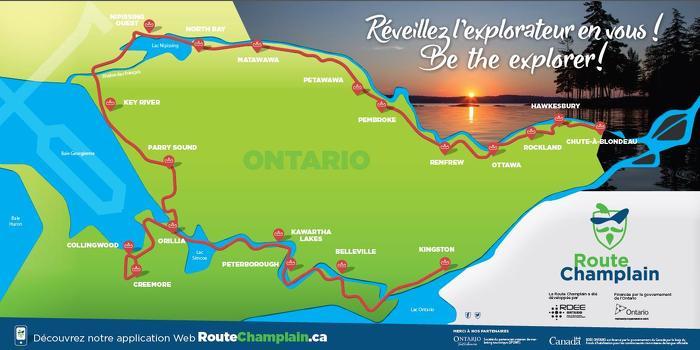 Ontario trail