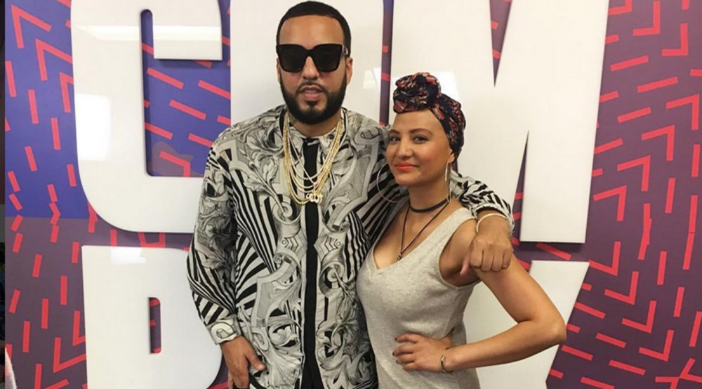 Montreal cancer thriver spreads message of hope with French Montana