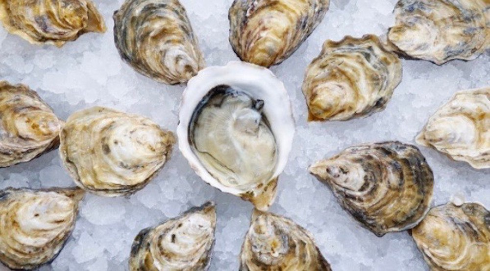 Celebrate Fanny Bay's one-year anniversary with an epic Oyster Slurping Competition