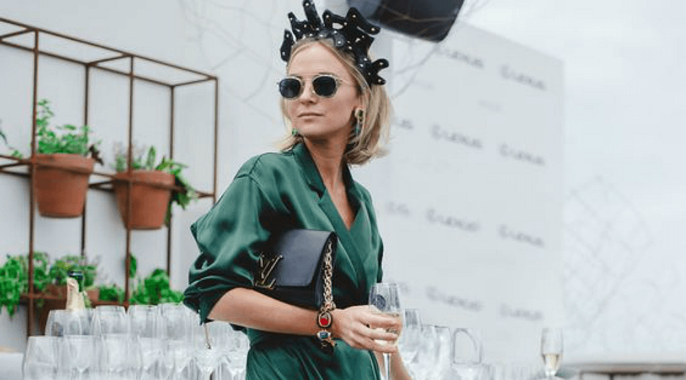 How to own your style for The Deighton Cup next month