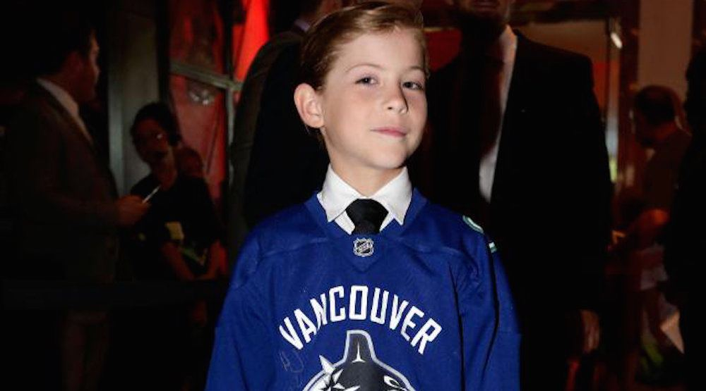 jacob tremblay canucks