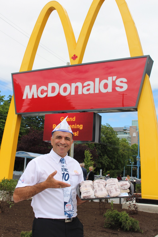 McDonald's Canada Richmond