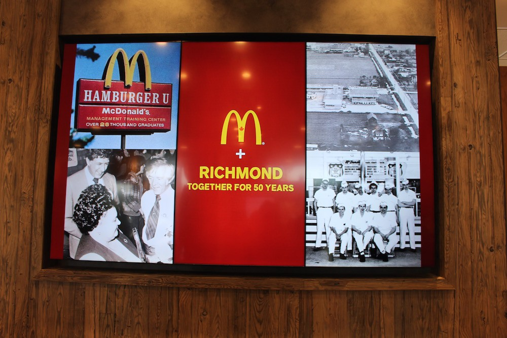 McDonald's Canada Richmond