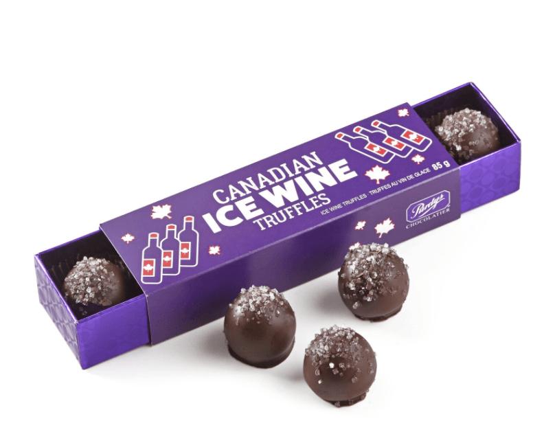 Purdys_Canada 150_Icewine truffles