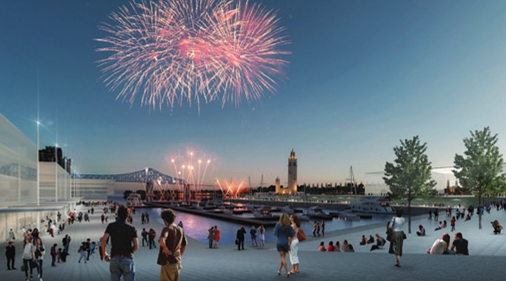 A preliminary plan for the revitalization of Old Montreal has been released