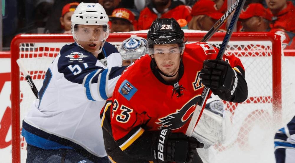 Flames 2017-18 schedule announced