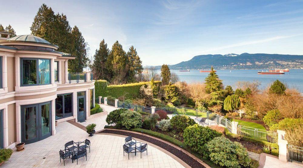 Billionaire Joe Segal's $63-million Vancouver mansion for sale (PHOTOS)
