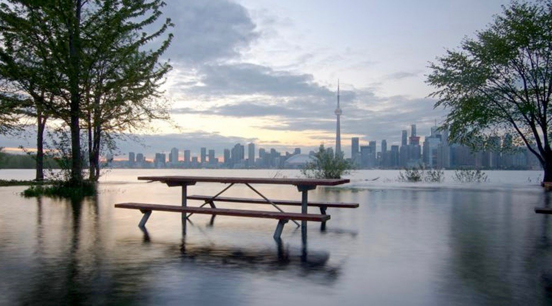 Flood watch issued for City of Toronto as heavy rain continues