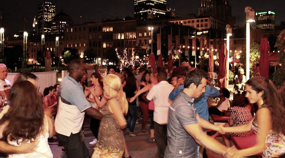 You can take salsa dancing lessons at Clock Tower Beach this summer