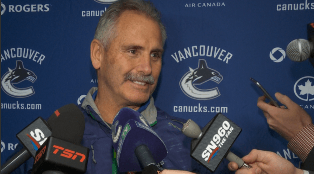 Report: Willie Desjardins to coach Team Canada at 2018 Olympics