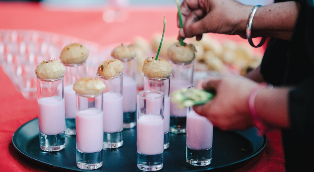 Indian Summer Festival Opening Gala showcases War & Peace theme through inspired eats