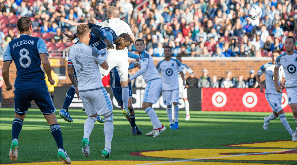 Whitecaps FC earn draw in first-ever visit to Minnesota