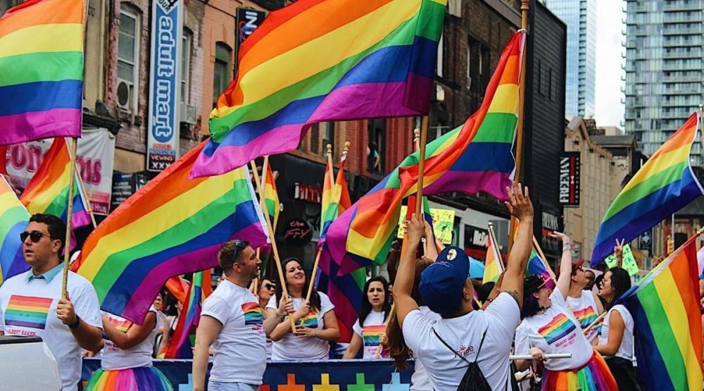 50 photos of the Toronto Pride Parade 2017