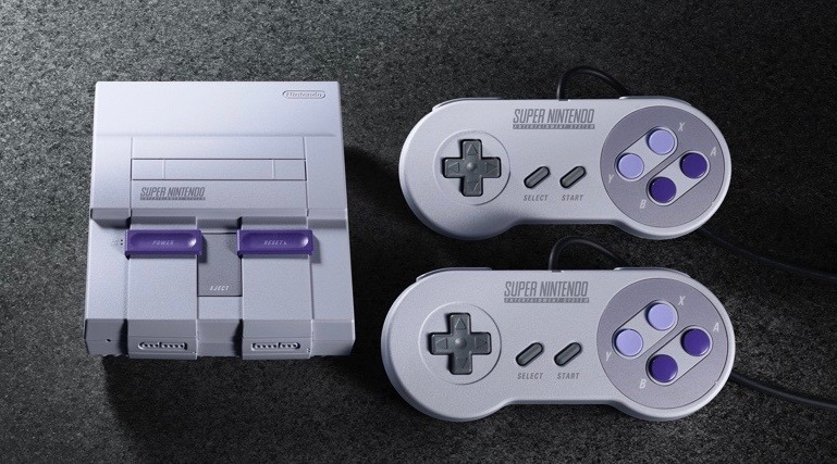 Nintendo releasing new mini Super NES Classic Edition in 2017