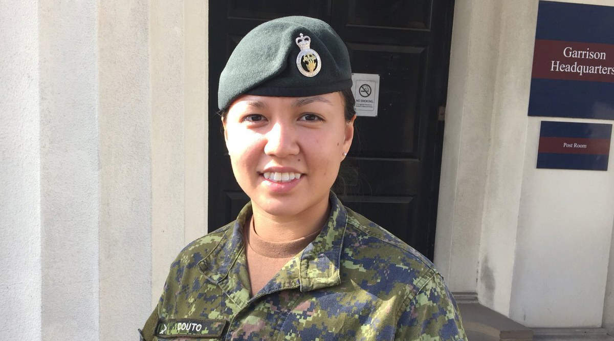 Captain megan couto high commission of canada in the united kingdom twitter