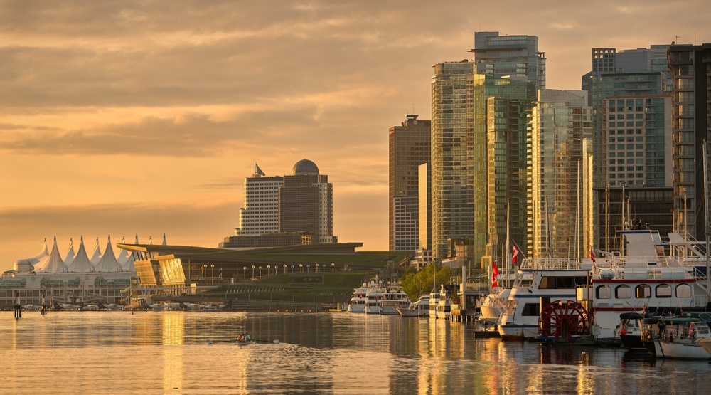 Vancouver skyline39