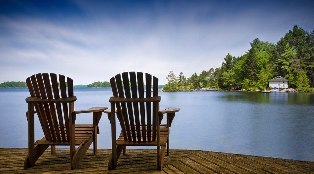 Report: 65% of Canadian millennials want to buy a cottage, cabin or chalet