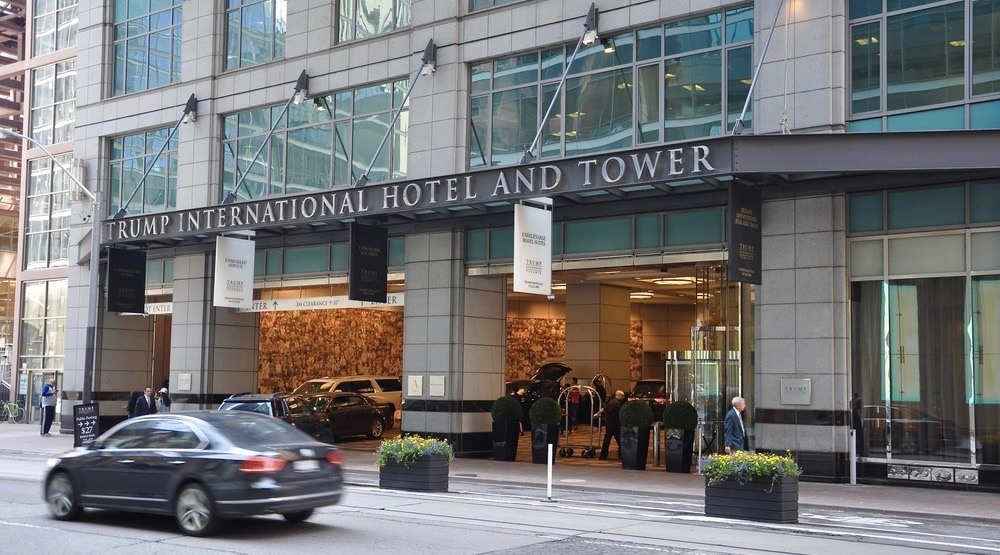 Trump Hotels in Canada among properties hit by security breach affecting guests