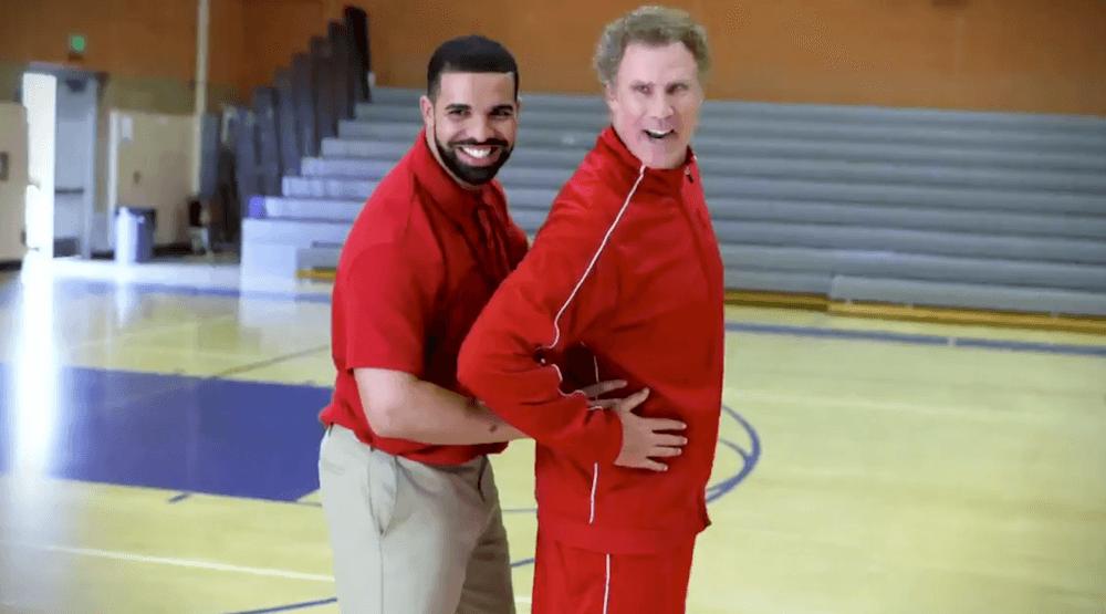 Drake will ferrell