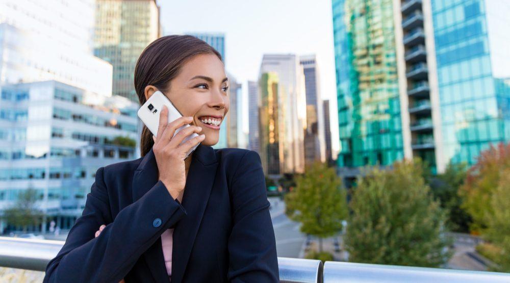 Woman in business shutterstock