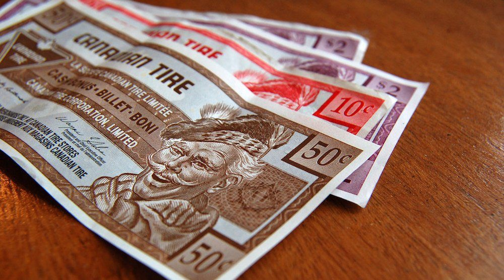 You can use your Canadian Tire money to buy a meal this weekend - Dished