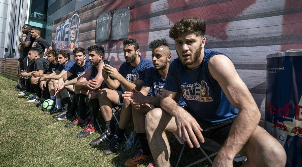 5 students from Ryerson University are off to a soccer tournament in Brazil