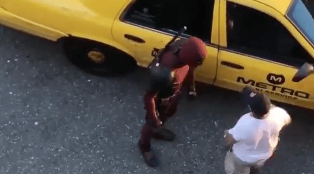 Deadpool video