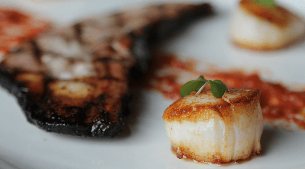 Enjoy a succulent meal at the chic Modern Steak restaurant (CONTEST)
