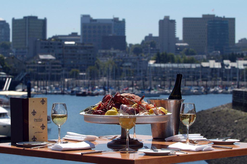 Provence Marinaside Vancouver