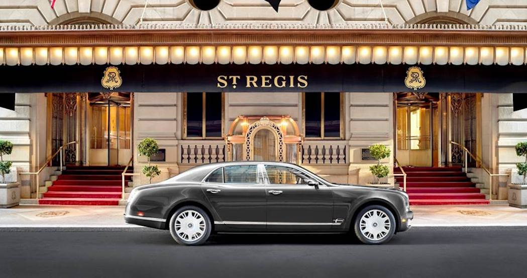 Trump Tower to officially be renamed The St. Regis Toronto