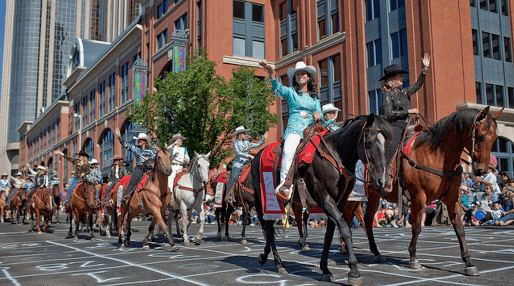 Beer Baroness To Judge The 2017 Calgary Stampede Parade