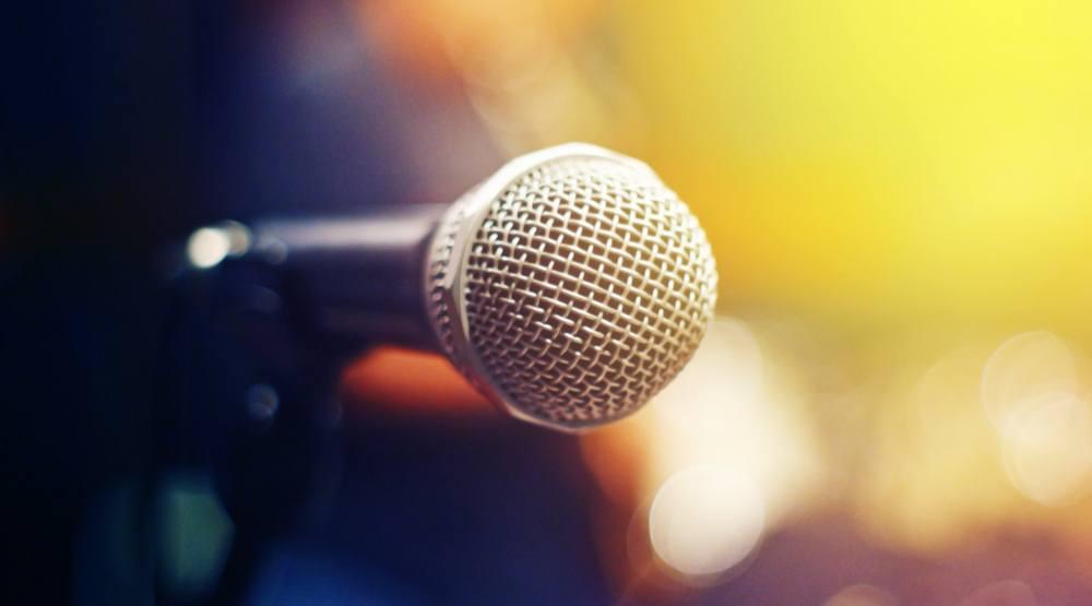 Comedy mic3