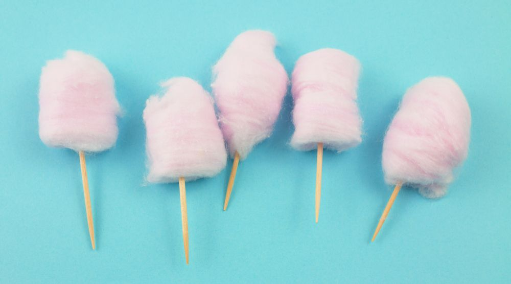 Sweet and hot jalapeno cotton candy is now available in Toronto