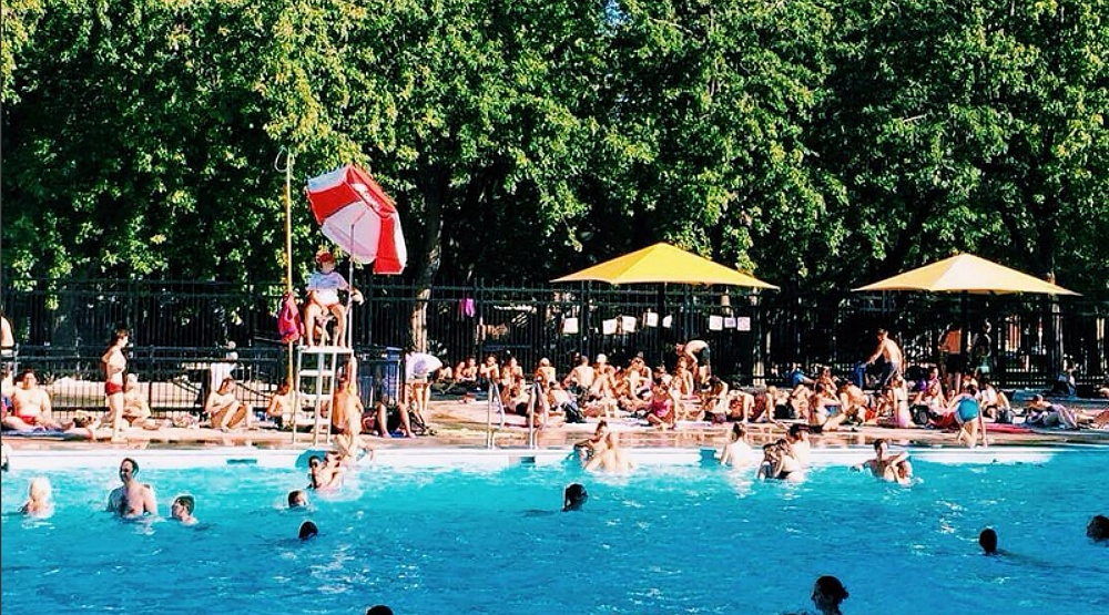 7 outdoor swimming pools to visit in montreal daily hive - Public swimming pools greensboro nc ...