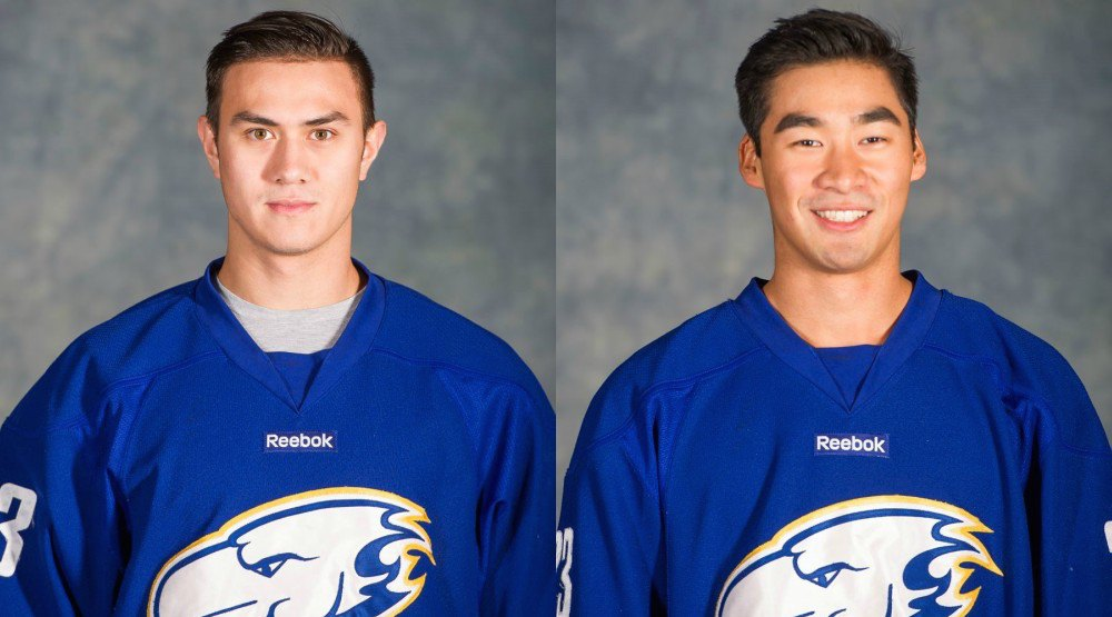 Two UBC hockey players sign contracts to play for KHL team in Beijing