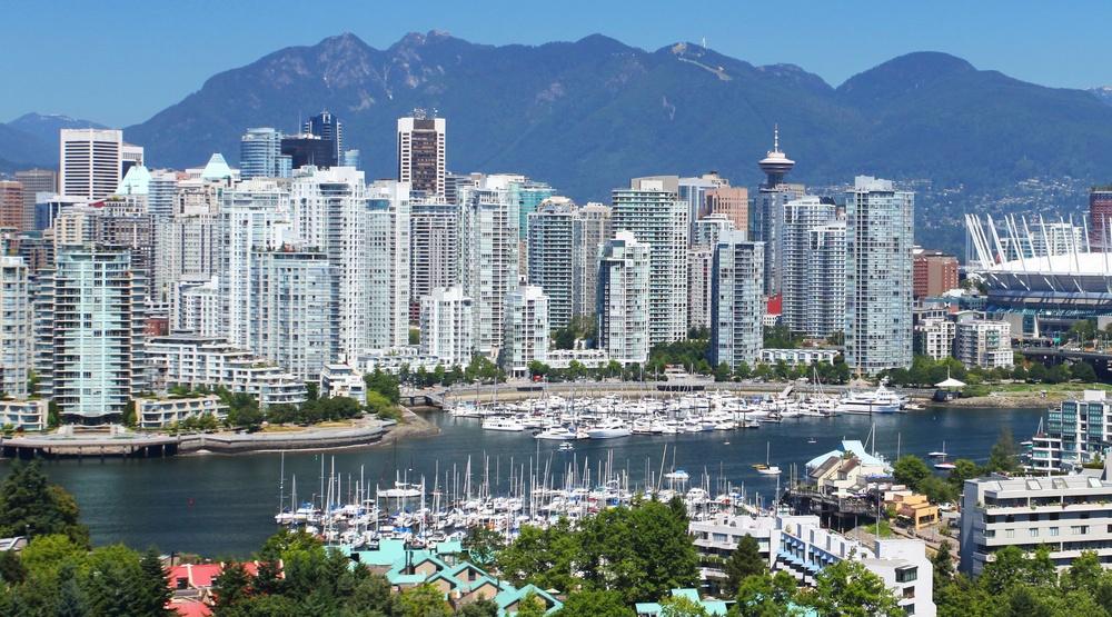 Vancouver skyline45